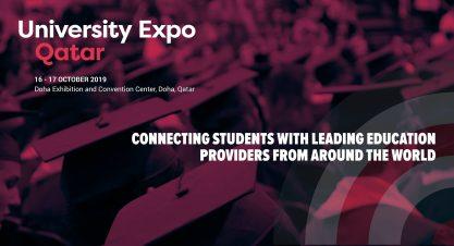 University Expo Qatar 16-17 October 2019
