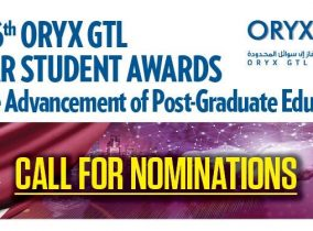 The 6th ORYX GTL Qatar student awards